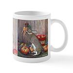 Lil Brown Rabbit Mug