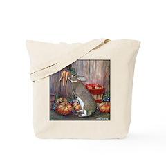 Lil Brown Rabbit Tote Bag