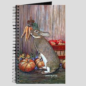 Lil Brown Rabbit Journal