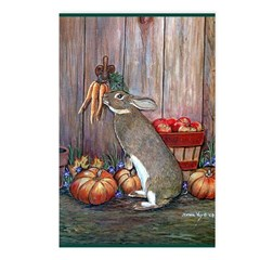 Lil Brown Rabbit Postcards (Package of 8)