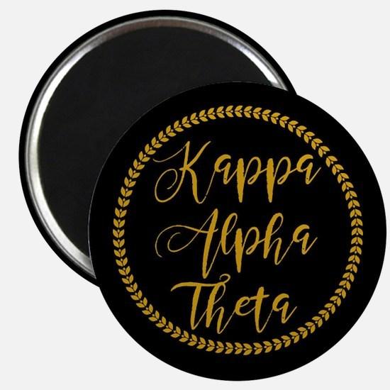 Kappa Alpha Theta Circle Magnet