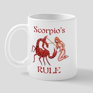 Scorpio's Rule Mug