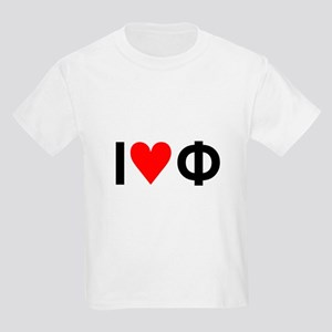 I Love Phi Kids T-Shirt