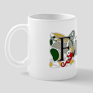 Finlay Celtic Dragon Mug