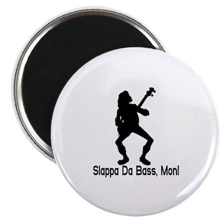 "Slappa Da Bass 2.25"" Magnet (10 pack)"