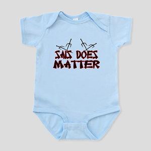 Sais Does Matter Infant Bodysuit