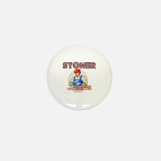 Stoner Mini Button