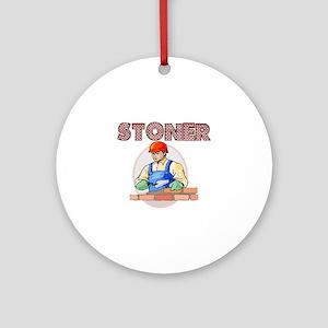 Stoner Ornament (Round)