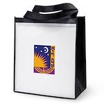Logo Reusable Grocery Tote Bag
