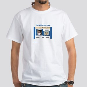 Cool New People White T-Shirt