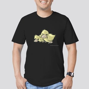 Duckies Men's Fitted T-Shirt