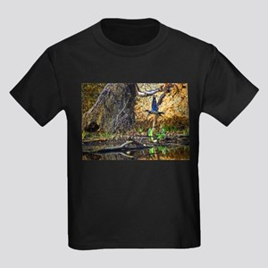Wood Duck in Flight T-Shirt