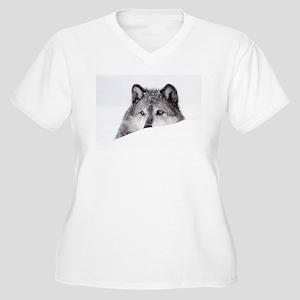Lookout Women's Plus Size V-Neck T-Shirt