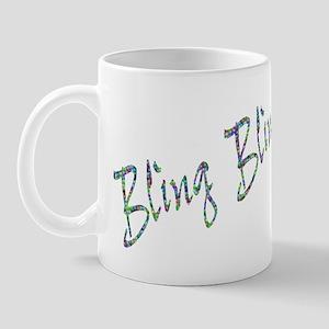 Bling Bling - Design 2 Mug