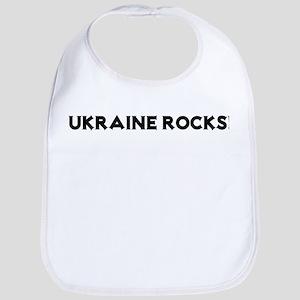 Ukraine Rocks! Bib