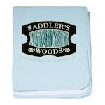 Saddler's Woods Baby Blanket