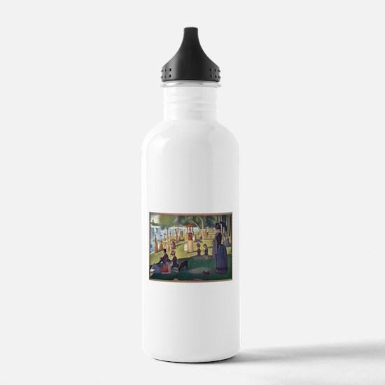 Cute Crowd Water Bottle