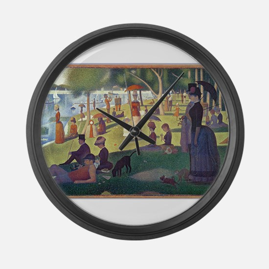 Cute French Large Wall Clock