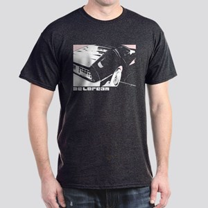 DeLorean 80's Dark T-Shirt