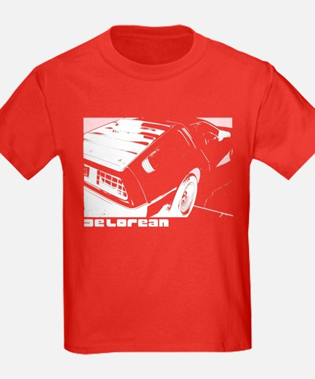 DeLorean 80's T