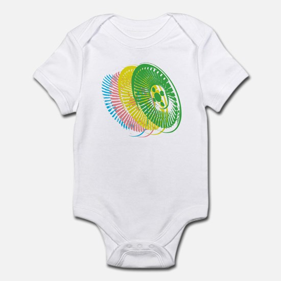 Delorean Wheels Infant Bodysuit
