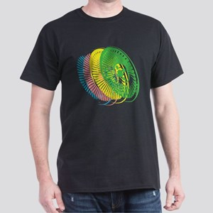 Delorean Wheels Dark T-Shirt