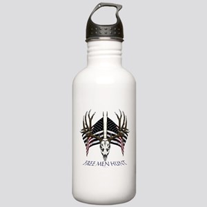 Free men hunt Stainless Water Bottle 1.0L