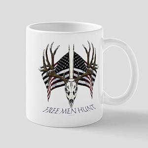Free men hunt Mug