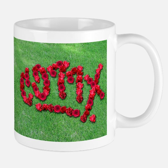 CO77X 66 Roses Mug