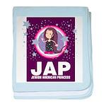 JAP - Jewish American Princes baby blanket