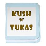 Kush 'n' Tukas - Yiddish baby blanket