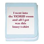 Jewish - Yichud Room Gift - baby blanket