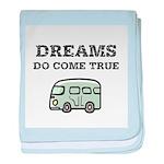 Dreams Do Come True baby blanket