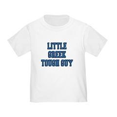 Little Greek Tough Guy T