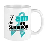 I'm a Survivor Ovarian Cancer Mug