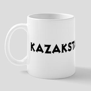 Kazakstan Rocks! Mug