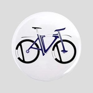 "David (Bike new Design) 3.5"" Button"