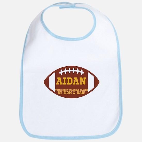 Aidan Football Bib