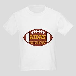 Aidan Football Kids Light T-Shirt