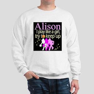 PLAY BASKETBALL Sweatshirt