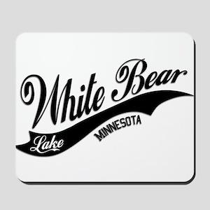 White Bear Lake, MN Mousepad