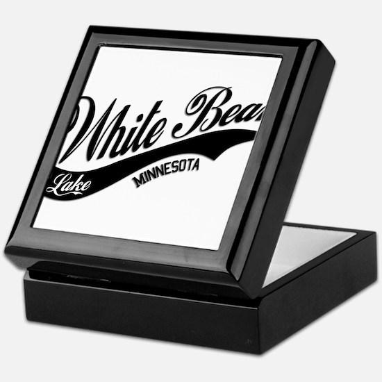 White Bear Lake, MN Keepsake Box