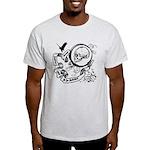 Skull & Scroll Light T-Shirt