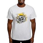 Skull Crossing Light T-Shirt