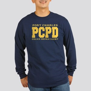 GH PCPD Long Sleeve Dark T-Shirt
