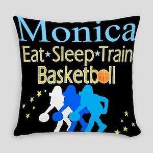 PLAY BASKETBALL Everyday Pillow