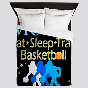 PLAY BASKETBALL Queen Duvet