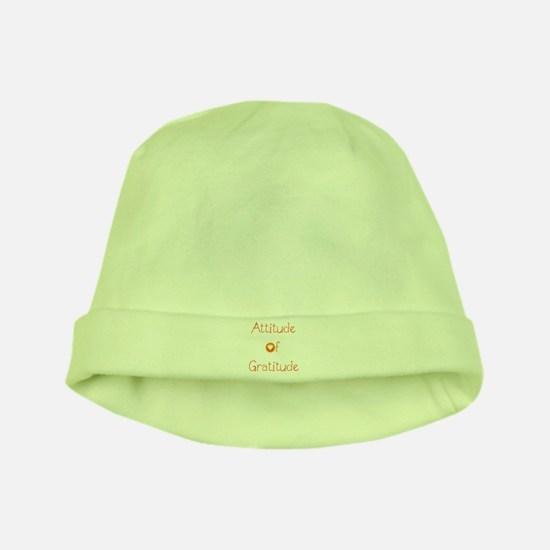 Attitude of Gratitude Baby Hat