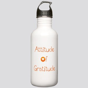 Attitude of Gratitude Stainless Water Bottle 1.0L