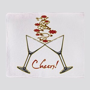 Cheers Throw Blanket